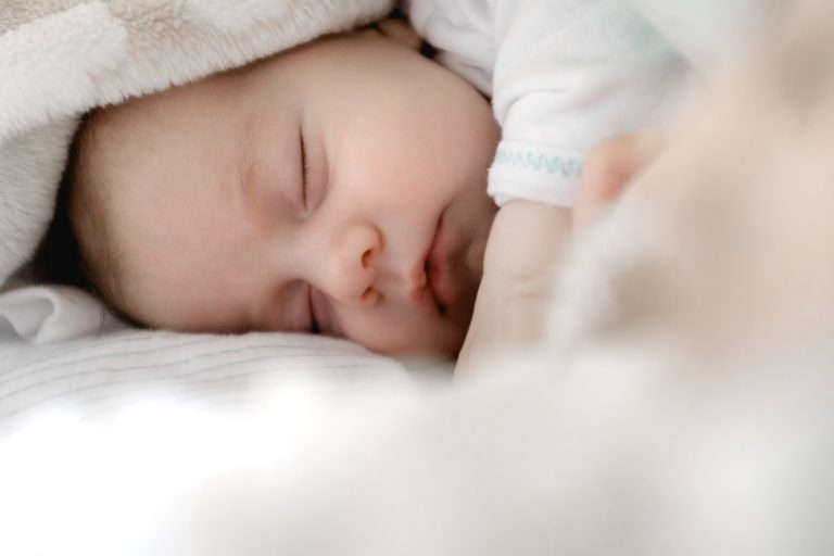 Sleeping Baby - Sleep Solutions Unlimited