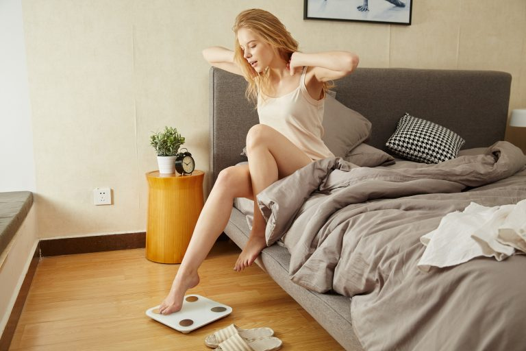 woman waking up - JoAnna Inks Sleep Solutions