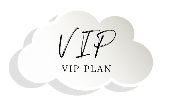 VIP graphic - JoAnna Inks Sleep Solutions