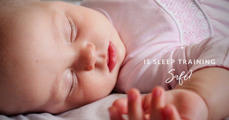 sleep training graphic - JoAnna Inks Sleep Solutions