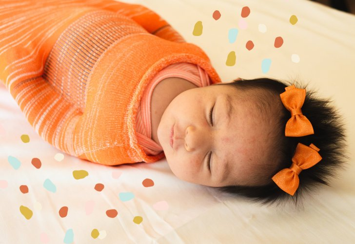 Newborn Baby Sleeping - Sleep Solutions Unlimited